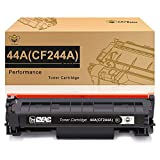 CMYBabee Cartuccia Toner Compatibile Sostituzione per HP 44A CF244A per HP Laserjet Pro M15a M15w MFP M28a MFP M28w Stampante (1 Nero)