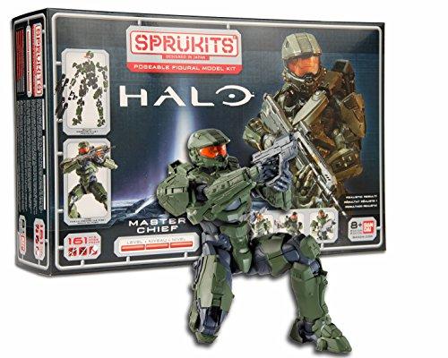 SprüKits 35725 - Level 3 Master Chief - Halo 2014, Spielzeug