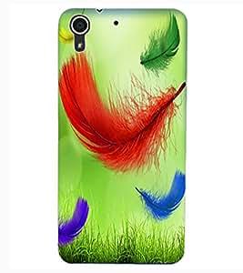 ColourCraft Lord Shiva Impression Design Back Case Cover for HTC DESIRE 626