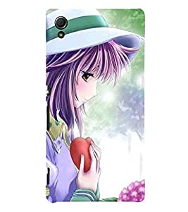 Sony Xperia Z4 hearts Printed Cell Phone Cases, girl Mobile Phone Cases ( Cell Phone Accessories ), anime Designer Art Pouch Pouches Covers, cartoon Customized Cases & Covers, cute Smart Phone Covers , Phone Back Case Covers By Cover Dunia