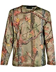 Percussion - T-shirt ML GhostCamo Forest Percussion