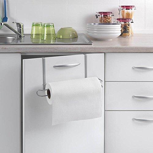 confronta il prezzo Metaltex 364935039 Easy Roll Polytherm - Porta rotolo da cucina miglior prezzo