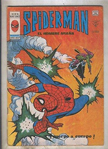 Spiderman volumen 3 numero 45