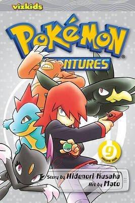 [Pokemon Adventures: 09] (By: Hidenori Kusaka) [published: November, 2013]