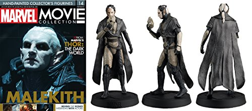 FIGURA DE RESINA MARVEL MOVIE COLLECTION Nº 14 MALEKITH