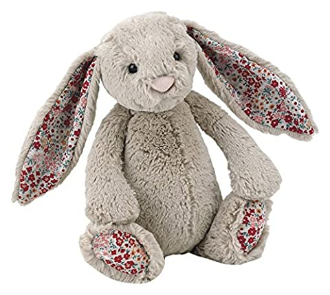Jellycat - Blossom Bashful Bunny Beige - Baby Soft Toy