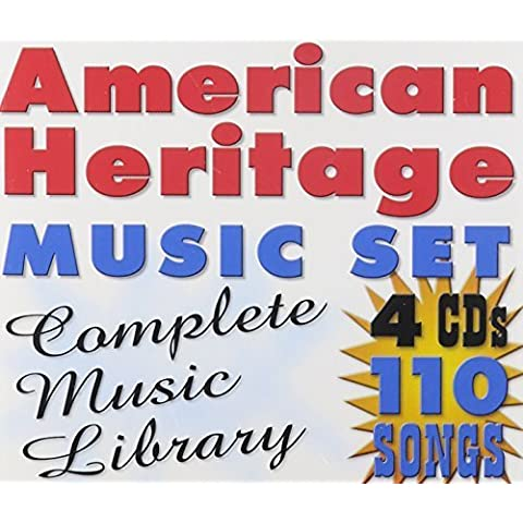 American Heritage Music Set by King (2003-11-10)