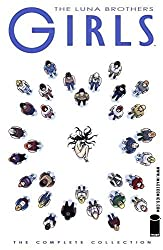 Girls Complete Collection TP by Joshua Luna (2011-12-20)