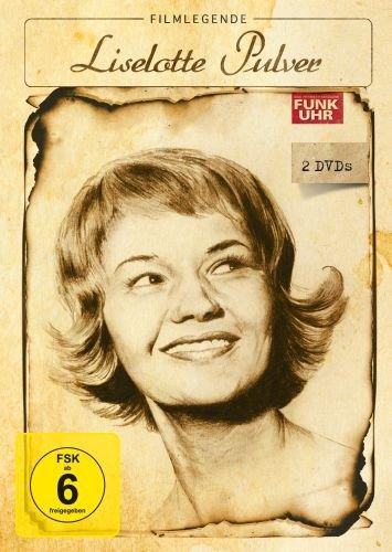 Filmlegende Liselotte Pulver [2 DVDs] -