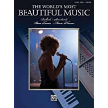 The World's Most Beautiful Music: Piano/Vocal/Chords