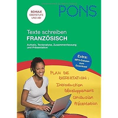 Pdf Download Pons Texte Schreiben Französisch Aufsatz