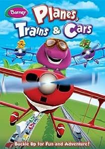 Barney - Planes, Trains & Cars [DVD]