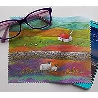 Sheep Lens Cloth Phone Tablet iPad Screen Cleaner Luxury Micro Fibre