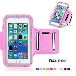 Go Crazzy (4.3) New Hot  Arm Band Workout Cover Sport Gym Case For Alcatel One Touch Idol Mini