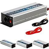 VOLTRONIC® REINER SINUS Spannungswandler 12V auf 230V, 3 Varianten: 1000 - 2000 Watt, e8 Norm