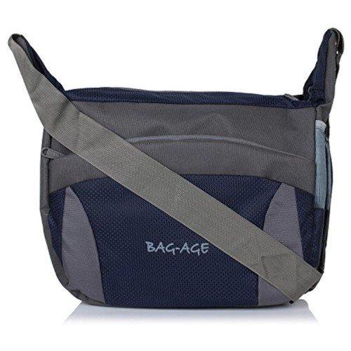 Bag-Age Basic Messenger Bag & Sling Bags