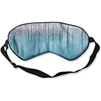 Comfortable Sleep Eyes Masks Snow Tree Printed Sleeping Mask For Travelling, Night Noon Nap, Mediation Or Yoga preisvergleich bei billige-tabletten.eu