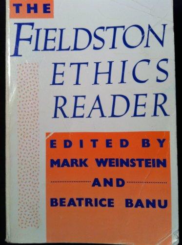 Fieldston Ethics Reader por Mark Weinstein
