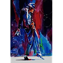 Love st -Michael Jackson MJ Artistic - Poster for Home and Office
