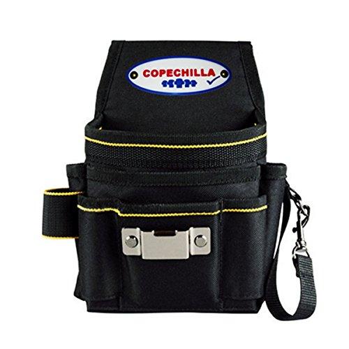 COPECHILLA cinturon portaherramientas electricista 14  bolsillos f5e330c02da9