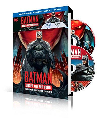 Bild von BATMAN: UNDER THE RED HOOD / BATMAN: UNDER THE RED - BATMAN: UNDER THE RED HOOD / BATMAN: UNDER THE RED (2 Blu-ray)