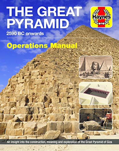 Great Pyramid Manual (Haynes Manuals) por Franck Monnier