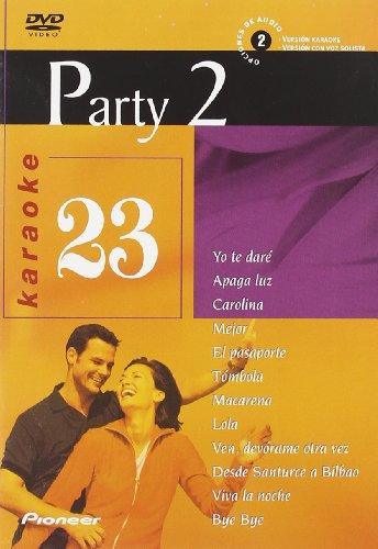 Karaoke 23 Party 2 [DVD]
