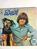 DAVE 1ER ALBUM 1975 made in hollande - Avec son poster couleur signé-CBS 80996