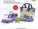 #10: Tupperware Life is Beautiful Lunch Set