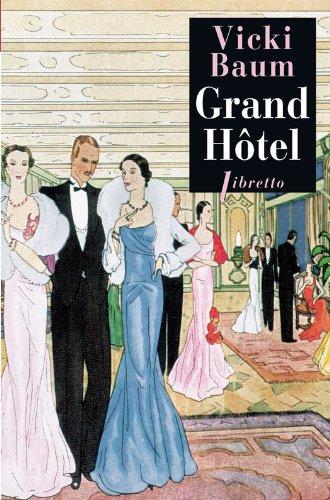 Livres Grand Hôtel pdf, epub ebook