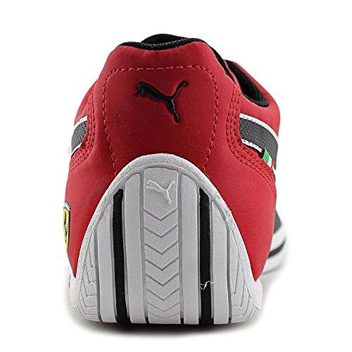 Puma Selezioe SF NM2 Synthétique Baskets Rosso Corsa-Black