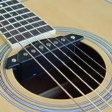 1Pieza Belcat SH-85pastilla con Active Power Jack para guitarra acústica