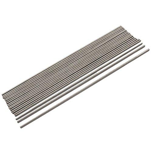 20PCS 1,3mm x 101mm High Speed Stahl HSS-Drehen Bar