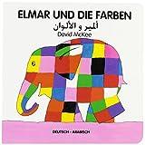 Elmar und die Farben, deutsch-arabisch