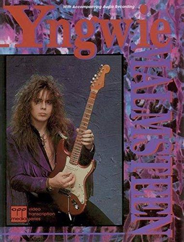 Yngwie Malmsteen: Book & CD by Yngwie Malmsteen (1992-12-01)