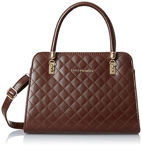 Lino Perros Women's Handbag (Brown)