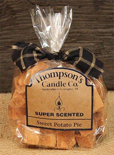 Thompson 's Kerze Co Super Duft Sweet Potato Pie Crumble (Duftkerze Torten)