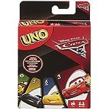 Mattel Spiele FDJ15 - UNO Cars 3 Kartenspiel