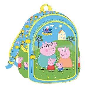 Mochila familiy Peppa Pig