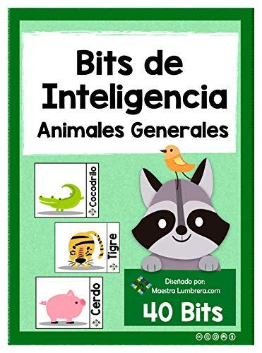 Bits de Inteligencia: Animales Generales: A partir desde los 0 a 6 años