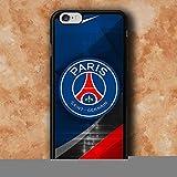 Psg Logo Paris SG Cas de téléphone portable pour Coque iPhone 7 Plus/iPhone 8 Plus