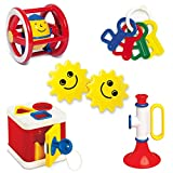 Ambi Toys 31070 - Babyspielzeug - Baby-Geschenk Set