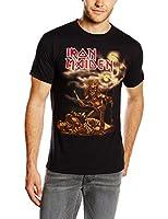 Iron Maiden Men's Sanctuary Short Sleeve T-Shirt