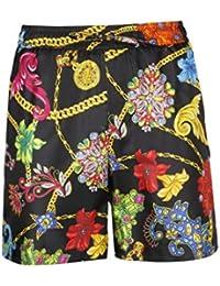 a65e9f4d63f Versace Collection Homme A82084A229252A72 Multicolore Soie Caleçon De Bain