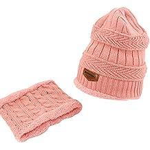 Amazon.it  set cappello sciarpa bimba 79bd4fc45bdd