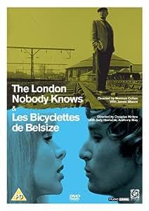 London Nobody Knows / Les Bicyclettes De Belsize [DVD] [1967]