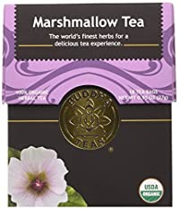Marshmallow Tea - Organic Herbs - 18 Bleach Free Tea Bags