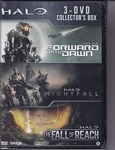 Halo Collection 3DVD: Forward Unto Down / Nightfall / The Fall or Reach  [DVD] [2012]
