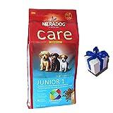 12,5 kg Mera Dog CARE Junior 1 Hundefutter für Welpen kleine Rassen + Geschenk