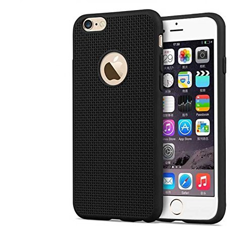ISaveSoft Silicone Grid Design Back Case Cover For iPhone 5/5s...